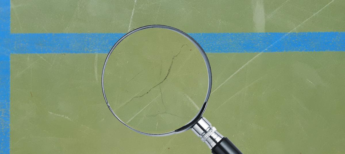 In welke conditie verkeerd uw sportvloer?